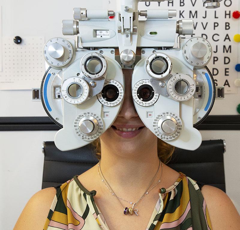 optometria servizio